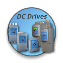 DC Drives and Motors up to 2000HP+