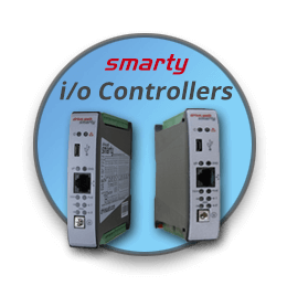Universal automation controllers with a wide range of I/O