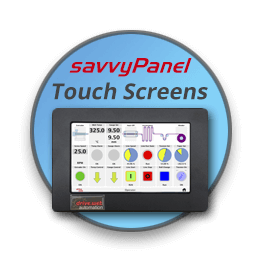 Smart, touch screen operator station technology