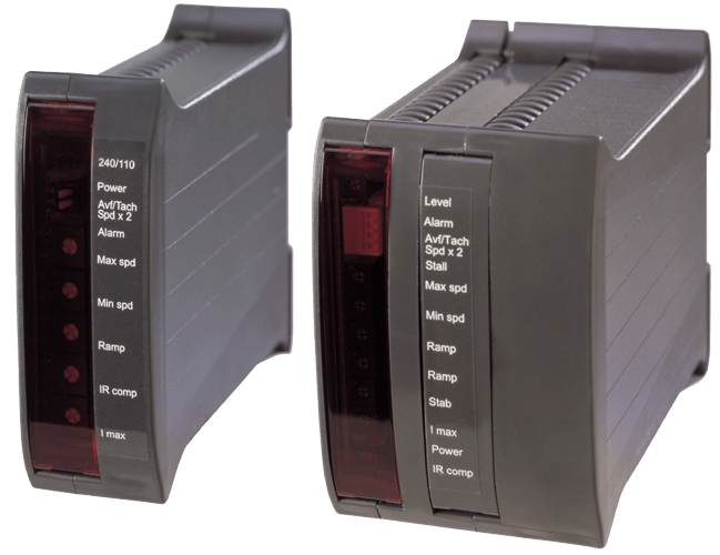 K-Series Single Phase DC Drives - Up to 2HP