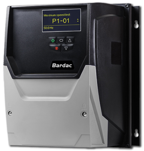 P2 Series - AC Systems Vector Drives - NEMA 4X (IP66) | Size 2 | Unswitched - version with keypad & display