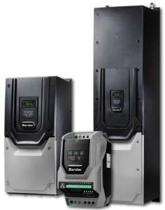 P2 Series - AC Drives | Systems Vector Drives | Sizes 2, 5, and 7 to 250HP