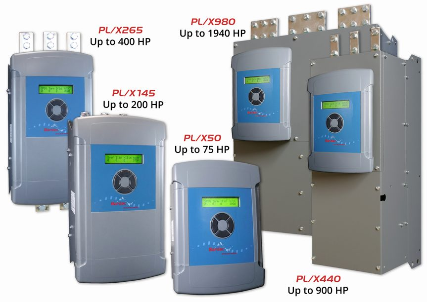 PL/X Series DC Drives | Frame Sizes 1 - 5 | Total digital control in a small footprint | Up to 1940 HP